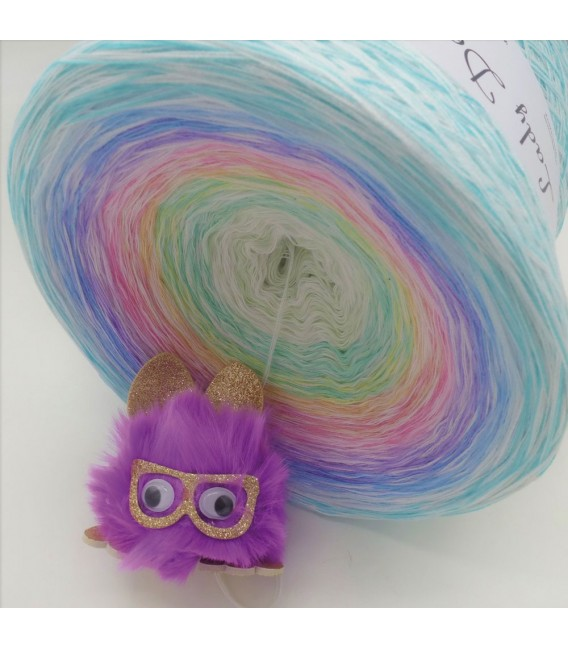 Whisper Gigantischer Bobbel - Farbverlaufsgarn 4-fädig - Bild 14