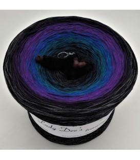 Power of Universe (Сила вселенной) Гигантский Bobbel - 4 нитевидные градиента пряжи - Фото 1