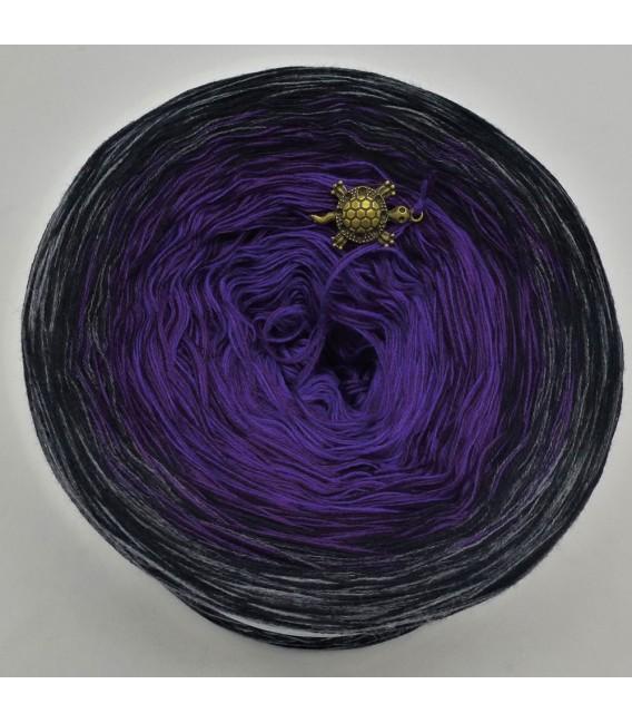 Vogel der Nacht (bird of the night) - 4 ply gradient yarn - image 3