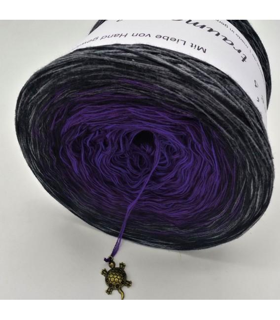 Vogel der Nacht (bird of the night) - 4 ply gradient yarn - image 4