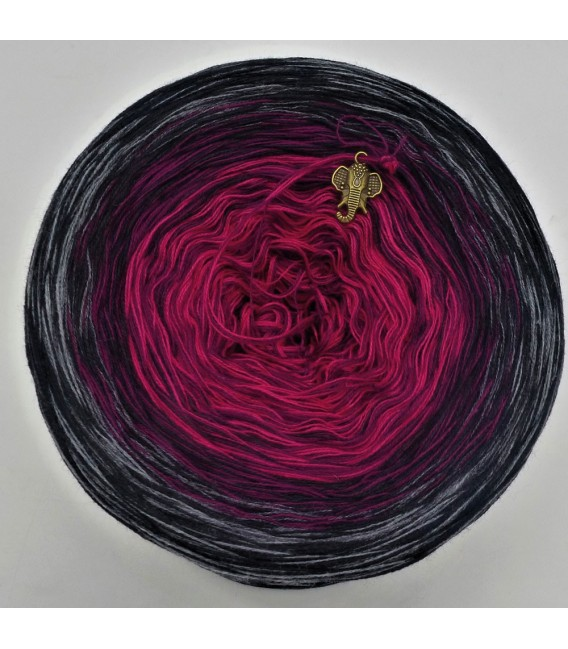 Evita - 4 нитевидные градиента пряжи - Фото 7