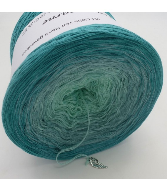 Farben der inneren Ruhe (Colors of inner peace) - 3 ply or 4 ply gradient yarn - image 4