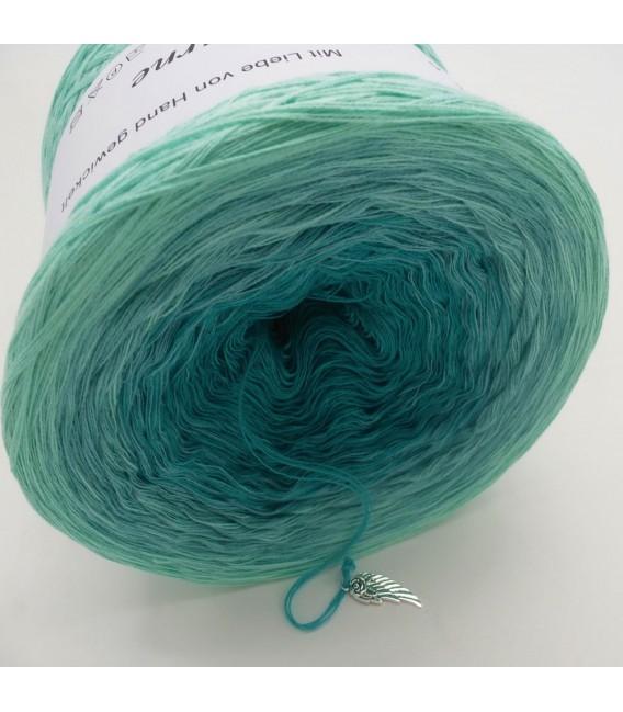 Farben der inneren Ruhe (Colors of inner peace) - 3 ply or 4 ply gradient yarn - image 8