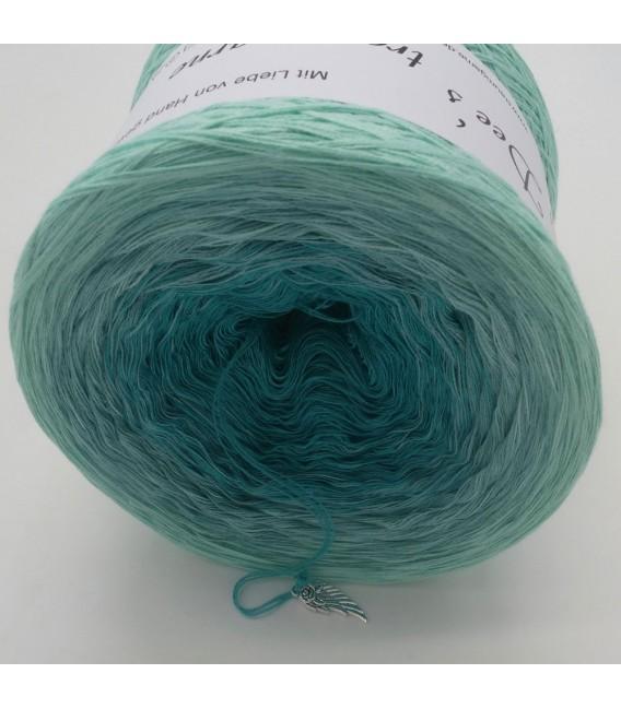 Farben der inneren Ruhe (Colors of inner peace) - 3 ply or 4 ply gradient yarn - image 9