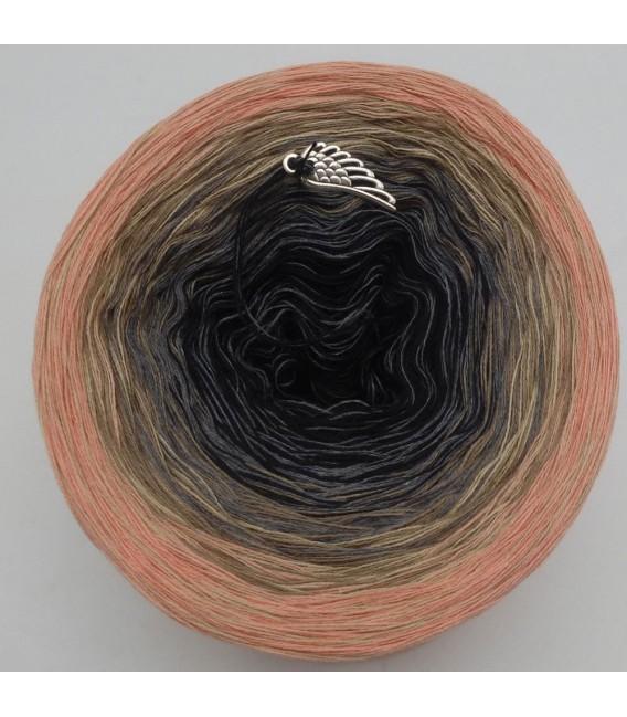 Liebesgedicht (love poem) - 4 ply gradient yarn - image 3