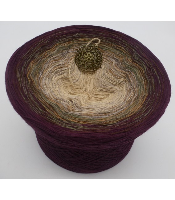 Charity - 4 ply gradient yarn - image 2