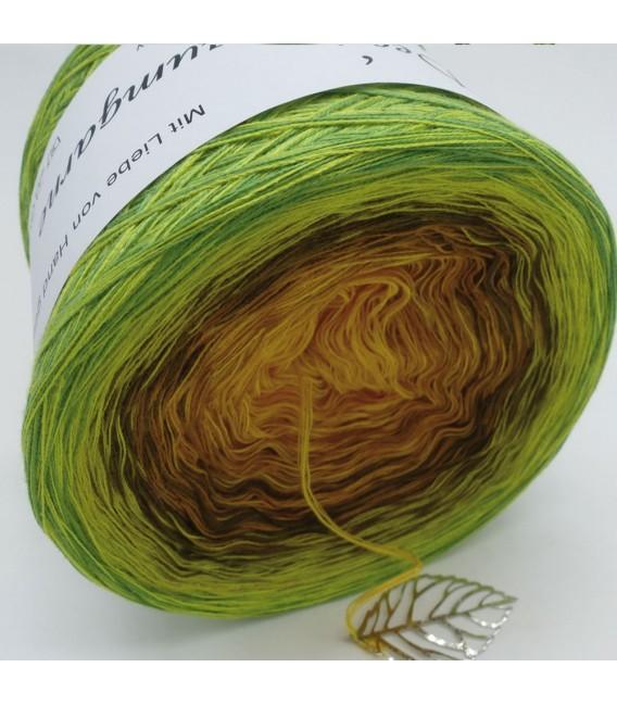 Schilf im Wind (Reeds in the wind) - 4 ply gradient yarn - image 4