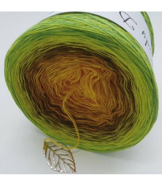Schilf im Wind (Reeds in the wind) - 4 ply gradient yarn - image 5