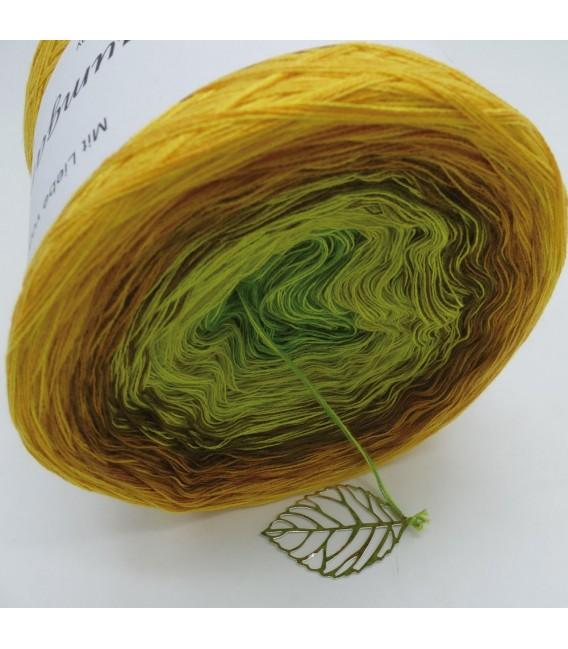 Schilf im Wind (Reeds in the wind) - 4 ply gradient yarn - image 8