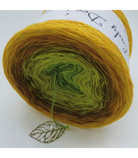 Schilf im Wind (Reeds in the wind) - 4 ply gradient yarn - image 9