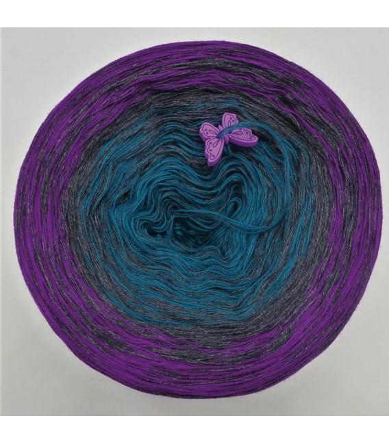 Mondgöttin (moon goddess) - 4 ply gradient yarn - image 3