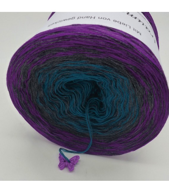 Mondgöttin (moon goddess) - 4 ply gradient yarn - image 5