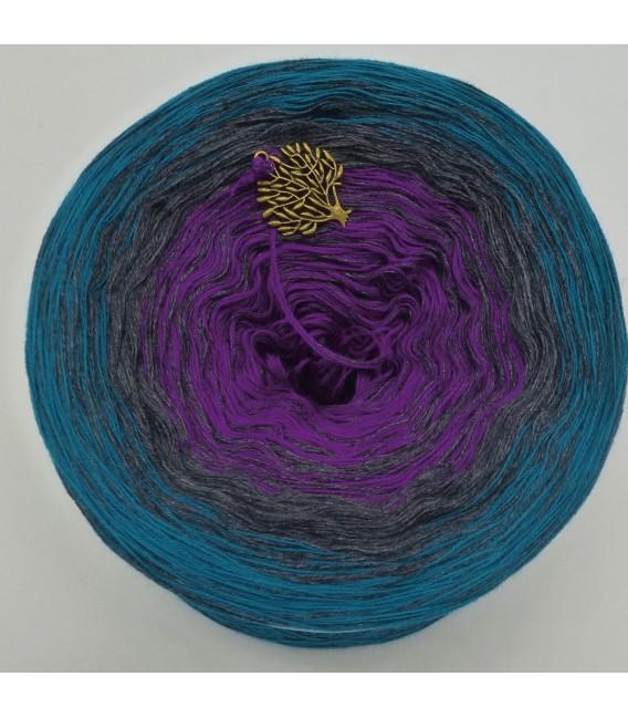 Mondgöttin - Farbverlaufsgarn 4-fädig - Bild 7