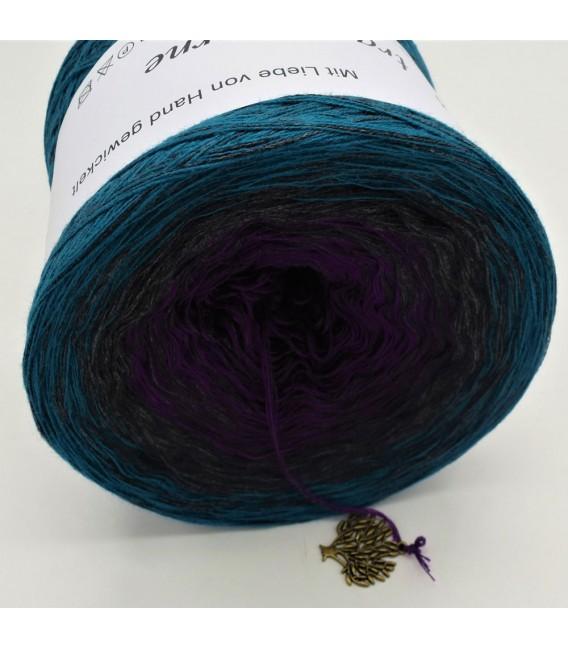 Mondgöttin (moon goddess) - 4 ply gradient yarn - image 8