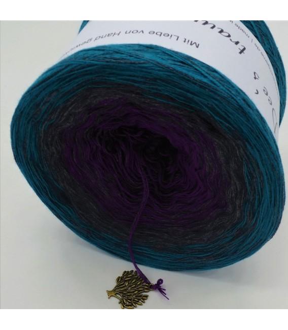 Mondgöttin (moon goddess) - 4 ply gradient yarn - image 9