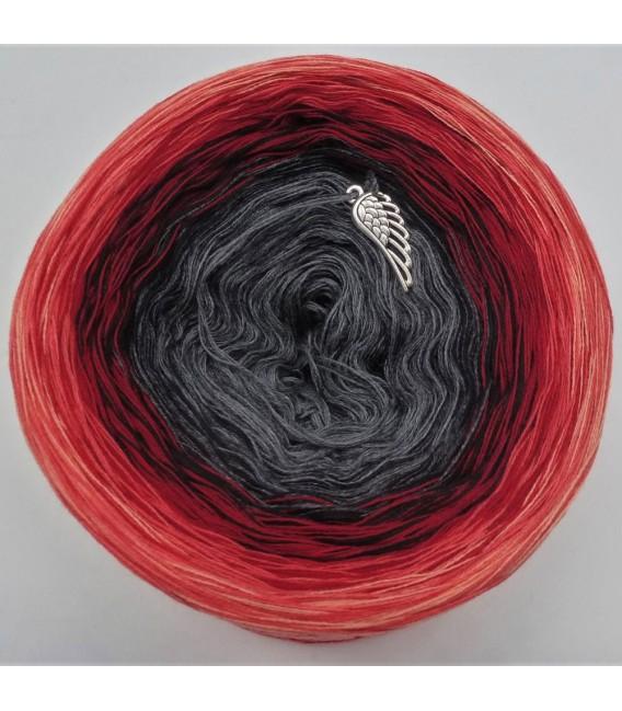 Abendpracht (evening splendor) - 4 ply gradient yarn - image 6