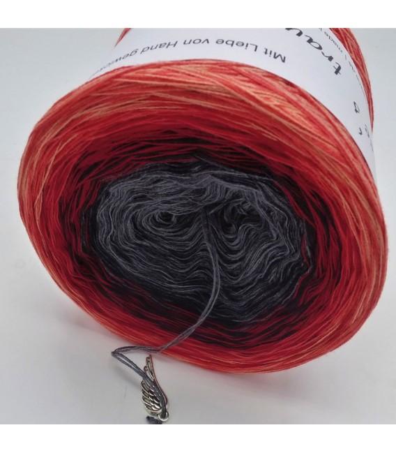 Abendpracht (evening splendor) - 4 ply gradient yarn - image 7