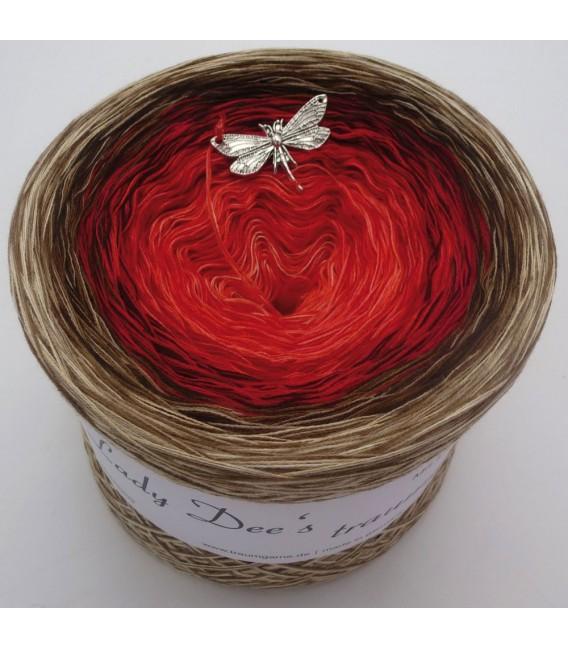 Lebenslinien (lifelines) - 4 ply gradient yarn - image 2