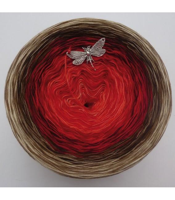 Lebenslinien (lifelines) - 4 ply gradient yarn - image 3