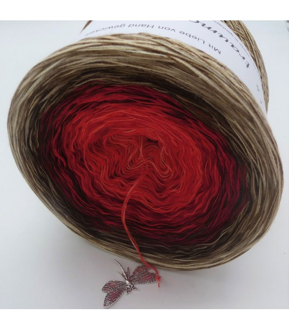 Lebenslinien (lifelines) - 4 ply gradient yarn - image 5