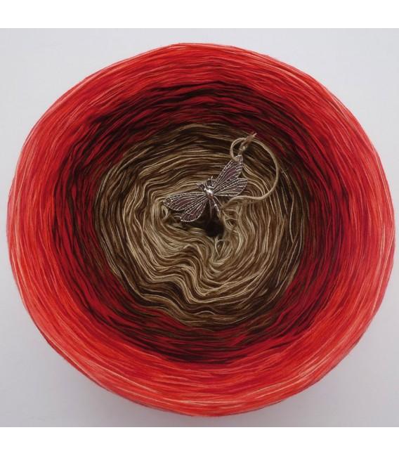 Lebenslinien (lifelines) - 4 ply gradient yarn - image 7