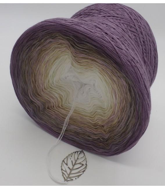 Atemlos (Breathless) - 4 ply gradient yarn - image 6