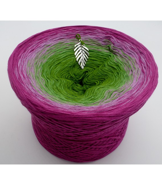 Garten der Sehnsucht (Garden of the yearning) - 4 ply gradient yarn - image 2