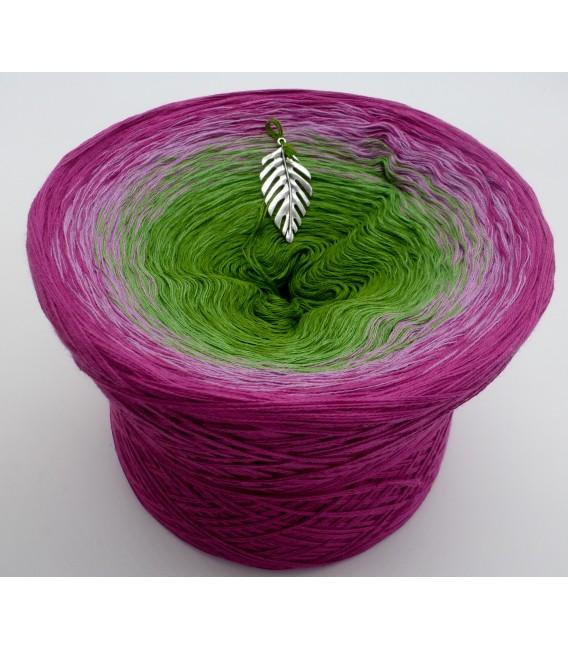 gradient yarn Garten der Sehnsucht - Raspberry outside