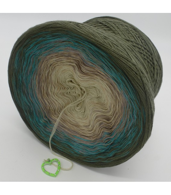 Indian River - 4 ply gradient yarn - image 4