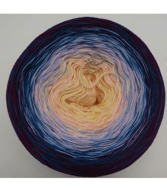 Sternennacht (nuit étoilée) - 4 fils de gradient filamenteux - Photo 4