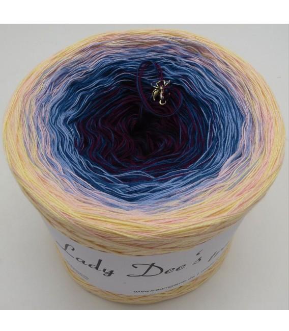 Sternennacht (nuit étoilée) - 4 fils de gradient filamenteux - Photo 5