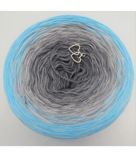 Flüstern des Wassers (Murmure de l'eau) - 4 fils de gradient filamenteux - Photo 5