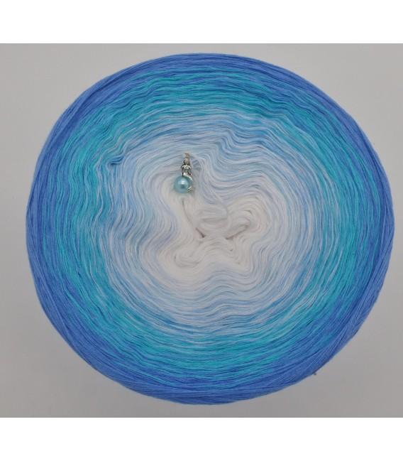 Seestern (морская звезда) - 4 нитевидные градиента пряжи - Фото 3