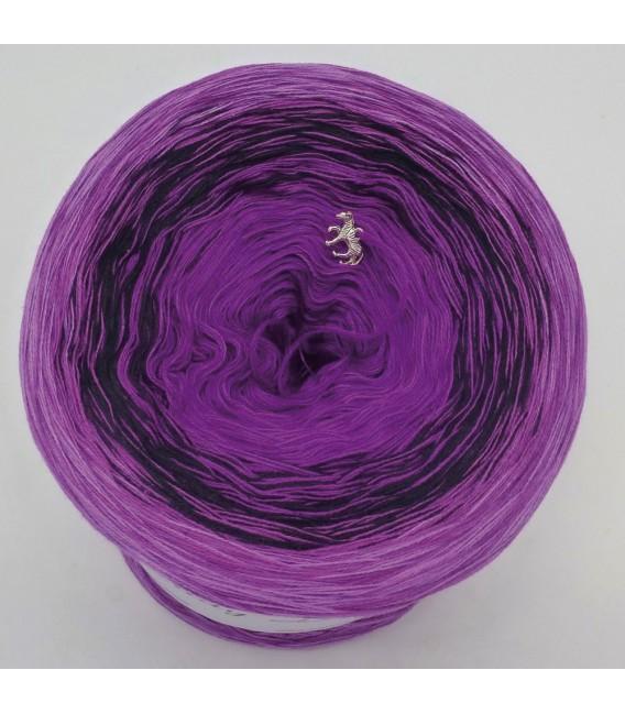 Dark Purple (Violet Foncé) - 4 fils de gradient filamenteux - Photo 5