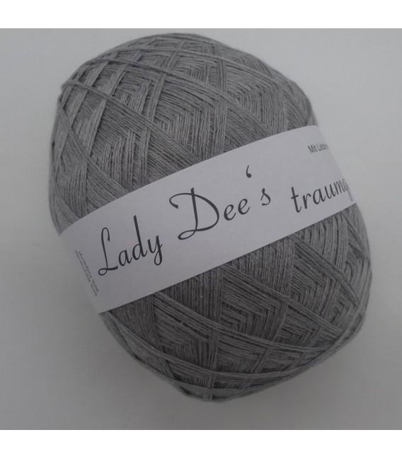 Lady Dee's Lace Garn - Blei meliert - Bild