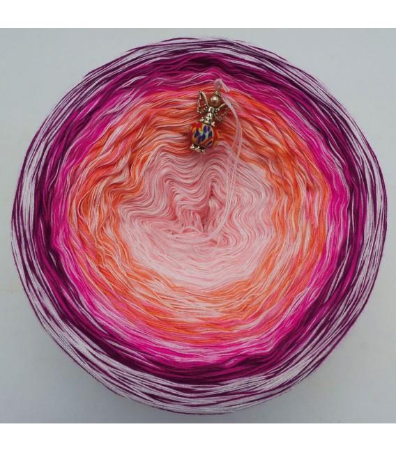 Sonderbobbel Nr. 2 - Farbverlaufsgarn 4-fädig - Bild 2