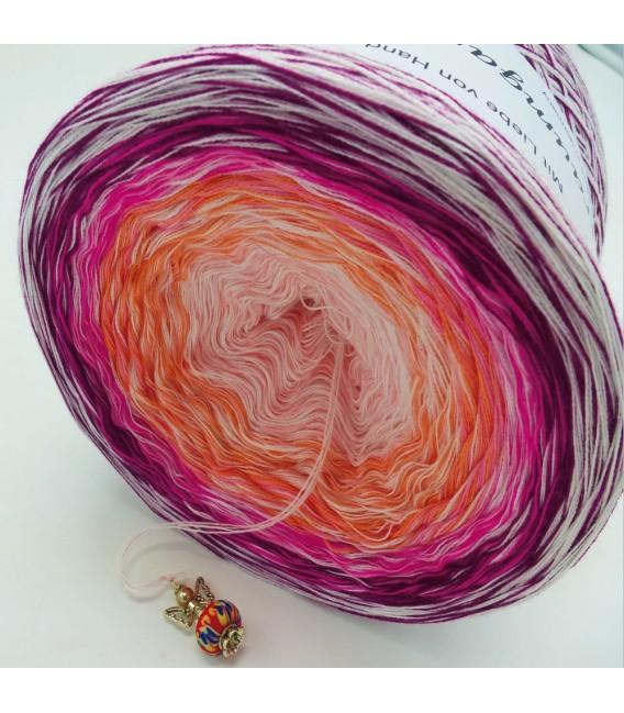 Sonderbobbel Nr. 2 - Farbverlaufsgarn 4-fädig - Bild 3