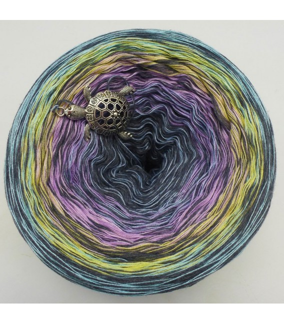 Sonderbobbel Nr. 3 - Farbverlaufsgarn 4-fädig - Bild 2