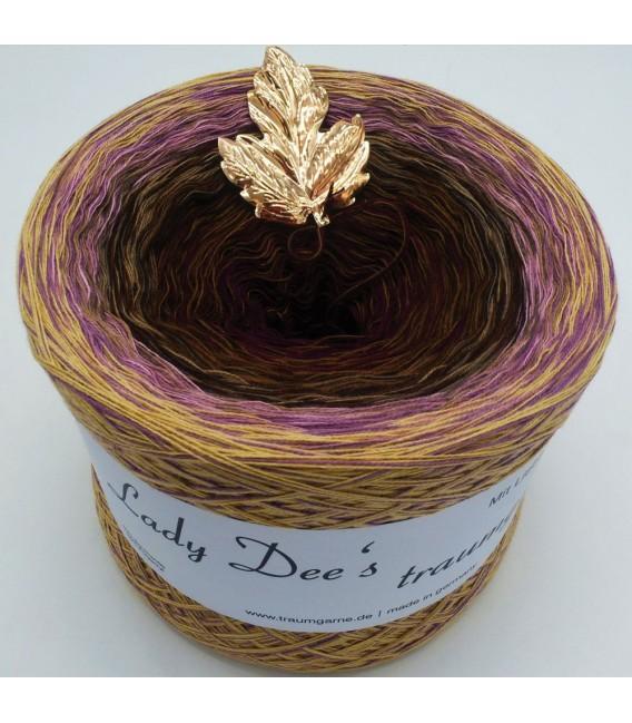 Sonderbobbel Nr. 4 (Special Bobbel No. 4) - 4 ply gradient yarn - image 1