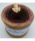 Sonderbobbel Nr. 4 - 4 ply gradient yarn