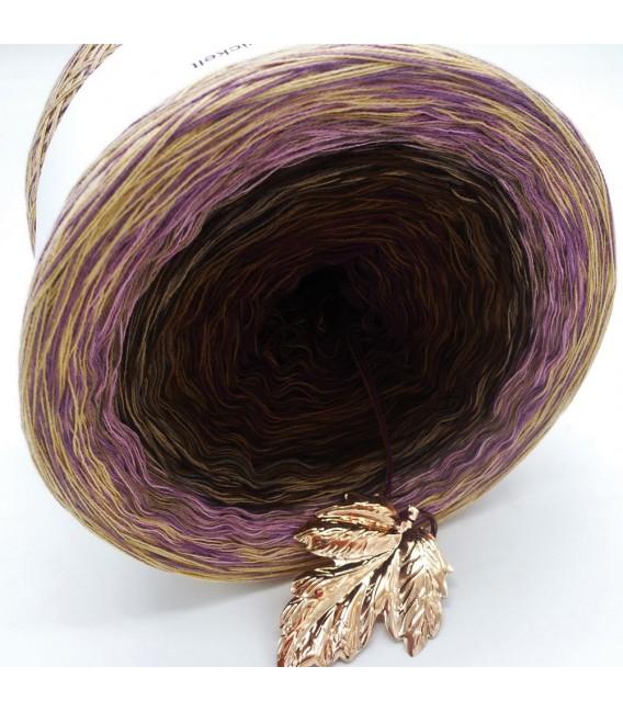 Sonderbobbel Nr. 4 (Special Bobbel No. 4) - 4 ply gradient yarn - image 3