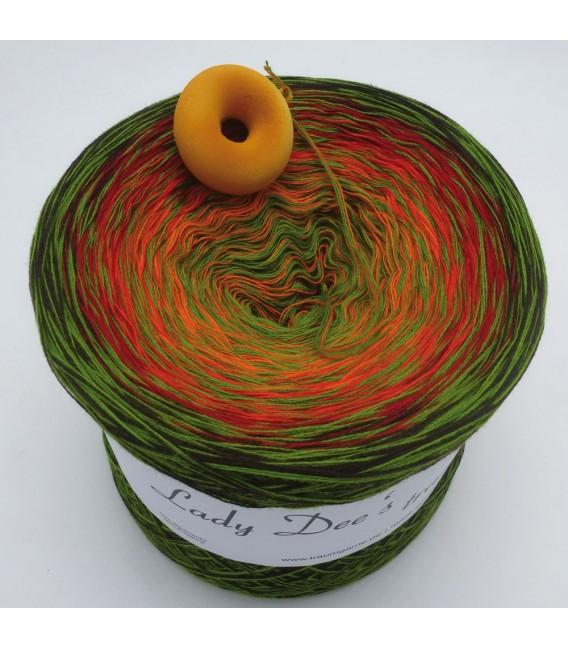 Sonderbobbel Nr. 8 (Special Bobbel No. 8) - 4 ply gradient yarn - image 1