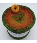 Sonderbobbel Nr. 8 - 4 ply gradient yarn