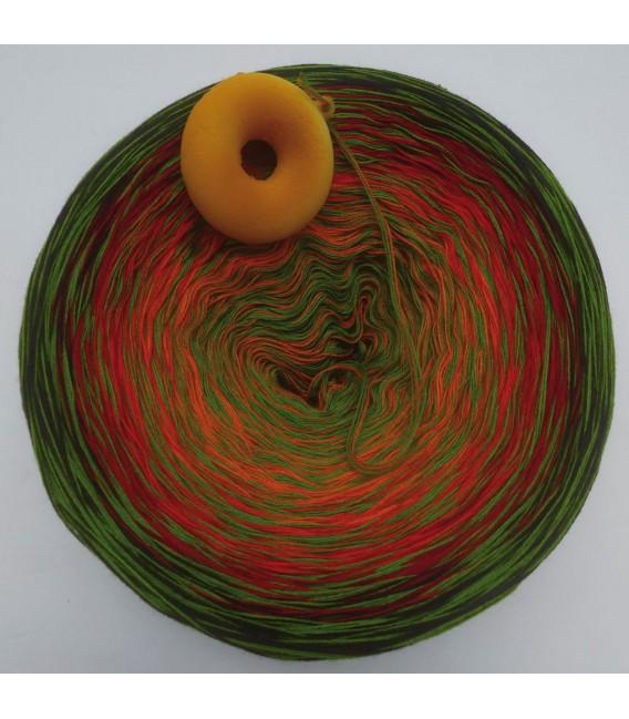 Sonderbobbel Nr. 8 - Farbverlaufsgarn 4-fädig - Bild 2