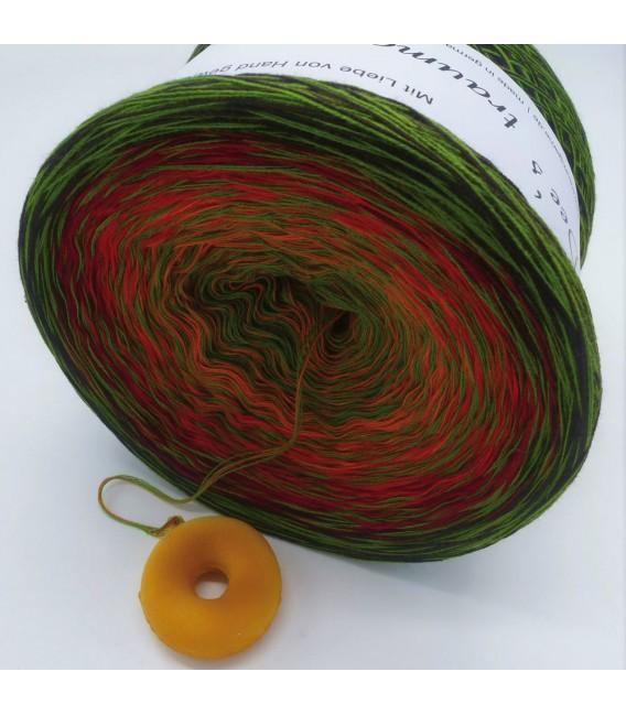 Sonderbobbel Nr. 8 (Special Bobbel No. 8) - 4 ply gradient yarn - image 4