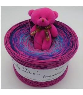 Sonderbobbel Nr. 9 (Special Bobbel No. 9) - 4 ply gradient yarn - image 1