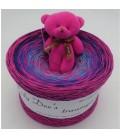 Sonderbobbel Nr. 9 - 4 ply gradient yarn