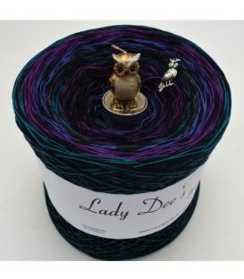 Sonderbobbel Nr. 10 (Special Bobbel No. 10) - 4 ply gradient yarn - image 1