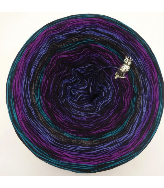 Sonderbobbel Nr. 10 (Special Bobbel No. 10) - 4 ply gradient yarn - image 3