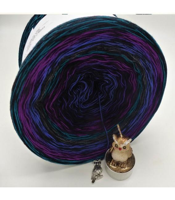 Sonderbobbel Nr. 10 (Special Bobbel No. 10) - 4 ply gradient yarn - image 4